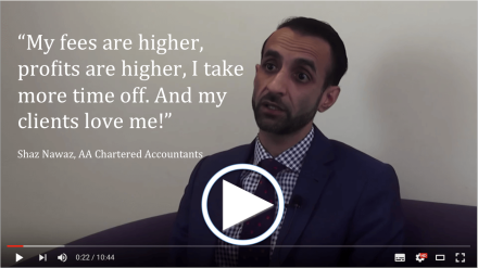 Shaz Nawaz, AA Accountants, Peterborough